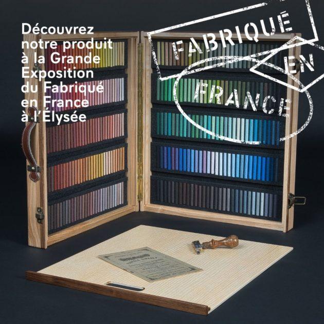 Coffret Harmonie 300 pastels